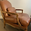 Thumbnail: Chateau d'Ax French Louis XV Style Fauteuil Chair & Ottoman