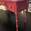 Thumbnail: Late 20th Century High Gloss Painted Writing Desk by Century Furniture