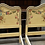 Thumbnail: Antique Twin Bed Frames by John Widdicomb- a Pair