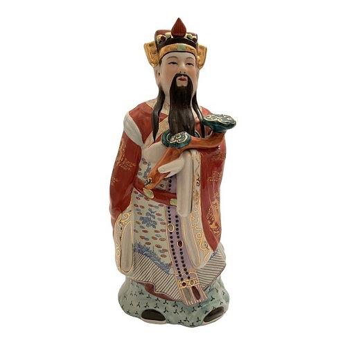 Late 20th Century Asian Male Figurine