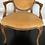Thumbnail: 1980's Vintage Century Furniture Armchair