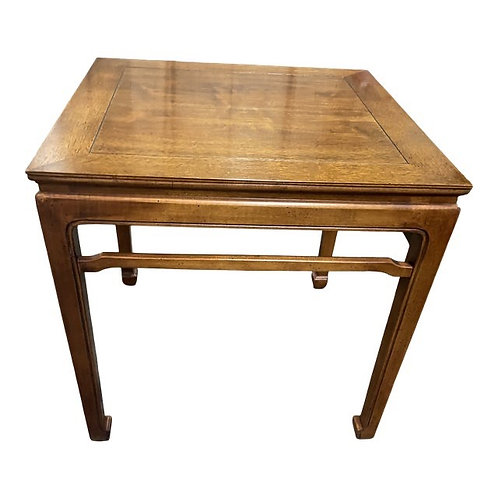 Late 20th Century Henredon Ming Style Side Table