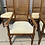 Thumbnail: Mid to Late 20th Century Faux Bamboo Stanley Furniture Dining Set