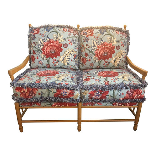 Upholstered Bench Settee by Pearson