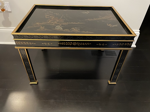 Late 20th Century Chinoiserie Coffee Table by Drexel Heritage