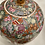 Thumbnail: Vintage Large Chinoiserie Ginger Jars- a Pair
