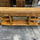 """Thumbnail: 1980's Campaign Style Console Table by Drexel """"Accolade"""""""