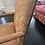 Thumbnail: Late 20th Century Chinoiserie Upholstered Accent Chair