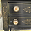 Thumbnail: Vintage Hitchcock Style Accent Side Table