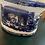 Thumbnail: Blue & White French Toile Planter