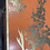 Thumbnail: Antique Painted French Inspired Orange Chest