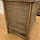 Thumbnail: 1980's Wicker & Bamboo Chest by Ficks Reed