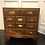 Thumbnail: Italian Campaign Style Chest of Drawers