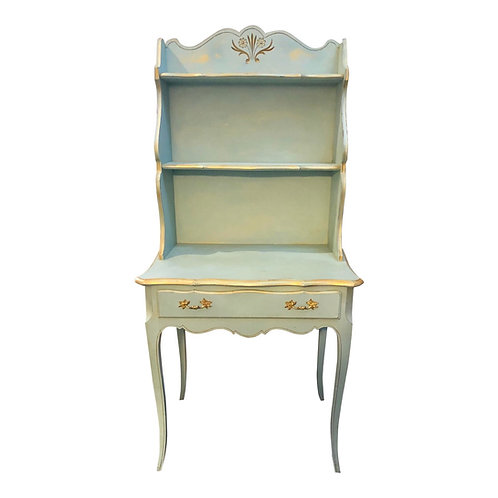 Late 20th Century French Provincial Style Petite Desk