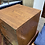Thumbnail: 1970s Campaign Style Nightstand by Bernhardt
