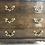Thumbnail: Baker Furniture Walnut Bombay Chest Commode