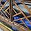 Thumbnail: King Size Chinoiserie Fretwork Headboard by Kindel Furniture