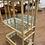 Thumbnail: 1970's Bamboo & Glass Etagere Display
