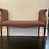 Thumbnail: Late 20th Century Upholstered Bench