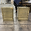 Thumbnail: Mid to Late 20th Century Brass Chests- a Pair
