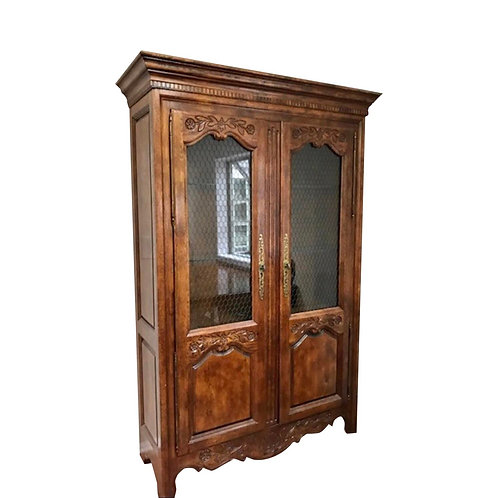 Hickory Furniture Illuminated China Display Cabinet