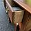 Thumbnail: Mahogany Console Table & Ottomans- Set of 3