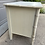 Thumbnail: 1970's Faux Bamboo Chinoiserie Nightstand by Thomasville