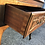 Thumbnail: Vintage French Provincial Style Secretary Desk