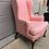 Thumbnail: Vintage Ethan Allen Wingback Chair
