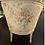 Thumbnail: Louis XV Style Antique Reproduction Chaise Lounge