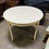 Thumbnail: Vintage Chinoiserie Coastal Style Dining Table & Chairs