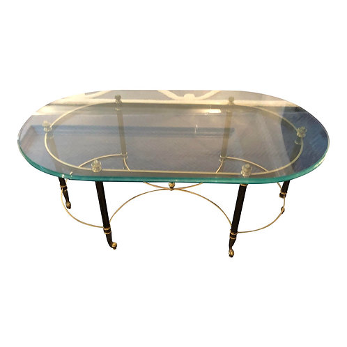 20th Century Hollywood Regency LaBarge Coffee Table