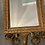 Thumbnail: Vintage Federal Style Beveled Wall Mirror
