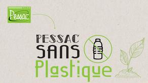 Alternatives au plastique dans la ville de Pessac en Gironde
