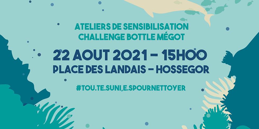 Challenge Bottle Sensibilisation
