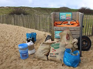 Ramassages de déchets plages.jpeg