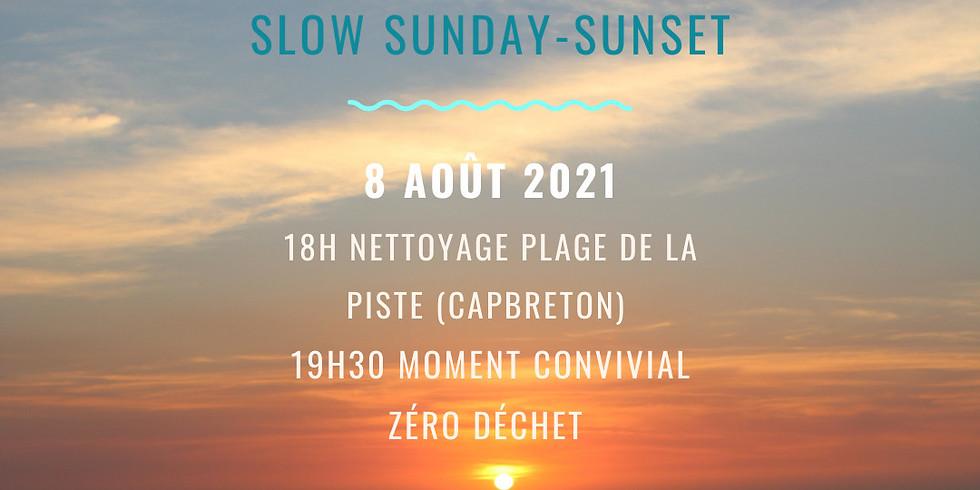 Picki X VéYo | Slow Sunday Sunset
