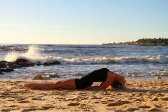 Studio oceanides - Maud Yoga Hatha plage