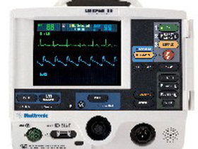PHYSIO-CONTROL LIFEPAK 20 with Pacing
