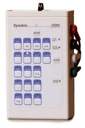Symbio CS301 Simulator - Mindray / Physio-Control
