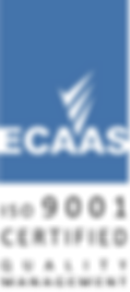 ECAAS Certification Mark_ 9001 v3 Colour