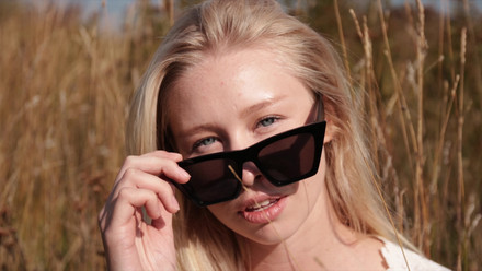 Ekaterina Kupriyanova - Modelling Teaser