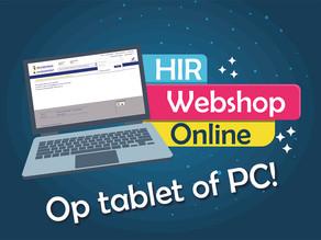 Webshop Hout Import Reuver ONLINE