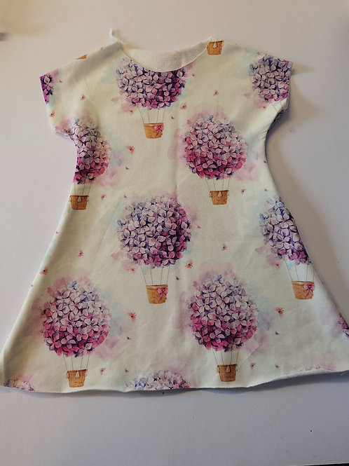2-3YRS flower dress
