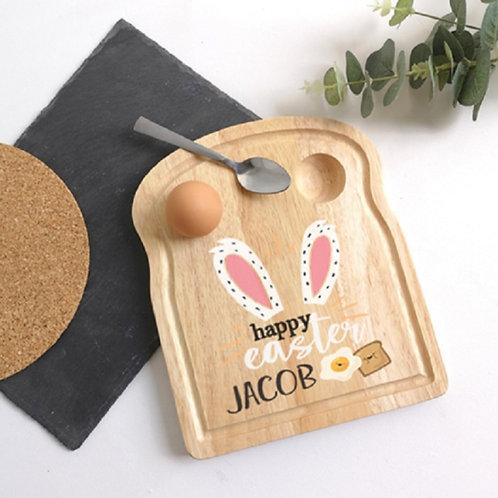 Bunny ears Egg holder plate