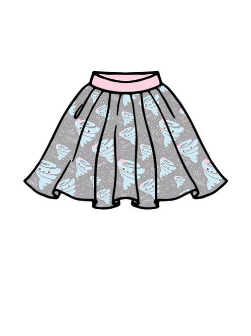 Tiny tornado Twirly Skirt