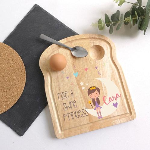 Magical fairy Egg holder plate
