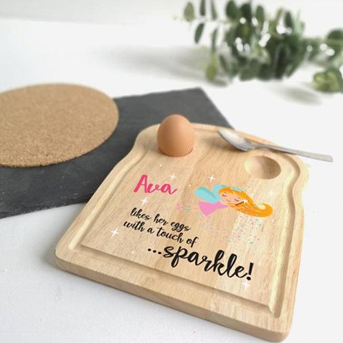 Fairy Egg holder plate