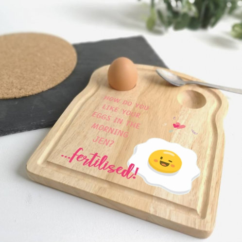 Fertilised Egg holder plate