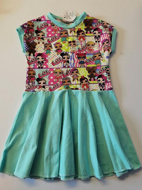 3-4YRS twirl dress